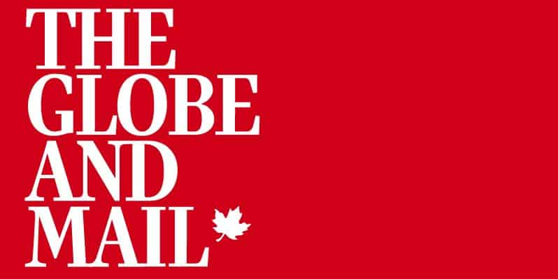 Arctic Spas featured in The Globe and Mail